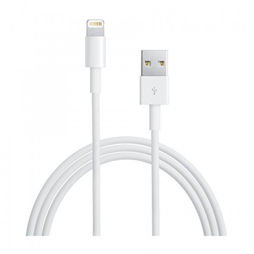myTech® [Apple MFi zertfiziert] iPhone Lightning Kabel 8 Pin auf USB Kabel / Ladekabel / Datenkabel für Apple iPhone 6 / 6 Plus / 5s / 5c / 5, iPad Air / iPad Air 2 / iPad mini / iPad mini 2, iPad 4, iPod touch 5G, iPod nano 7G, 1 Meter