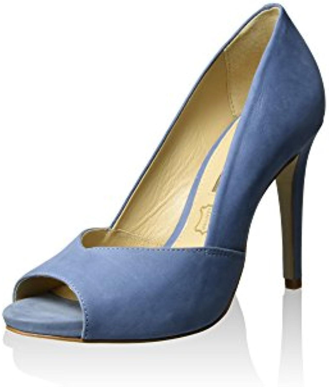 Buffalo Womens Nobuko Blau Pumps 2018 Letztes Modell  Mode Schuhe Billig Online-Verkauf