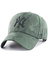 046e82d1e9e6c  47 Brand MLB New York Yankees MVP Curved V Relax Fit Hombre Verde ·