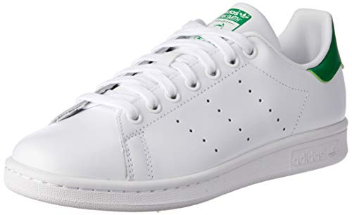adidas Originals Stan Smith M20324, Unisex Weiß