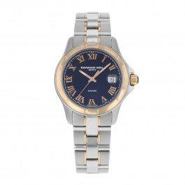 d9e9064af8c4 Raymond Weil Parsifal 2970-sg5 – 00208 Acero y 18 K Rose Oro Automático  Reloj