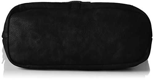 Tamaris - Bernadette Hobo Bag, Borse a spalla Donna Nero (Black)