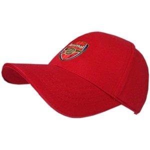 FC Arsenal rot Kindermütze Mütze Hut Baseball Cap für Kinder Hat red - Fc Arsenal-fußball-hut