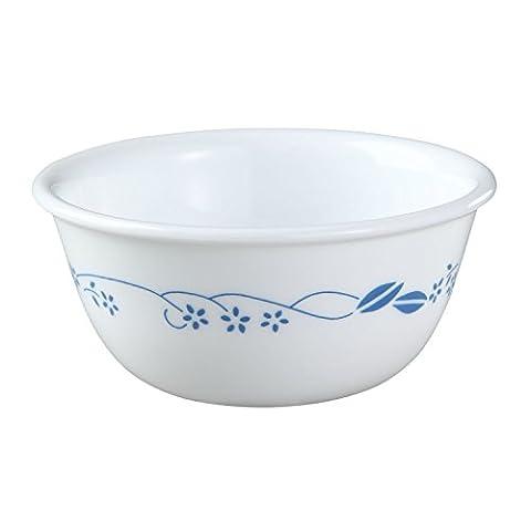 Corelle Livingware Provincial Blue 6 Ounce Dessert Bowl (Set of 12) by Corelle Coordinates