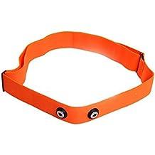 Soft strap Naranja Polar Tallas M–XXL–adecuado para Polar H1, H2, H3, H6, H7, H10