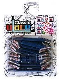 U-LACE - CLASSIC Lacets élastiques multicolores de 7 à 77 ans Adultes Enfants