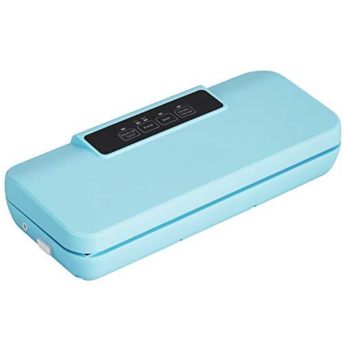CONRAL Vakuumiergerät für Haushalt, automatisches Vakuumluftsiegelsystem für die Lebensmittelkonservierung, mit Starter Kit, Trocken und Feuchtfuttermodi, Lebensmittel frisch halten, Touch Bedienung