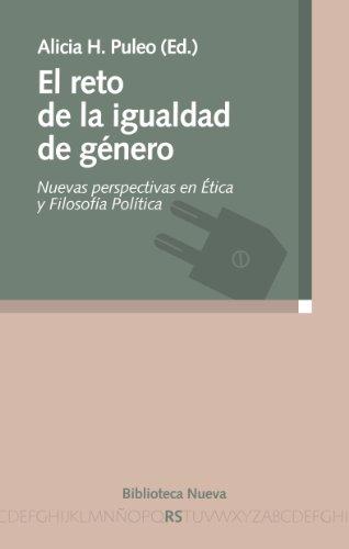 EL RETO DE LA IGUALDAD DE GÉNERO (RAZÓN Y SOCIEDAD) por ALICIA H. PULEO