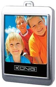 """König CMP-DIGCHAIN12 Porte clés photo numérique 1,5"""" USB 8 Mo"""