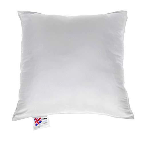 Homescapes - Oreiller ou coussin synthétique 30 x 30 cm 100% Microfibre Anti acarien