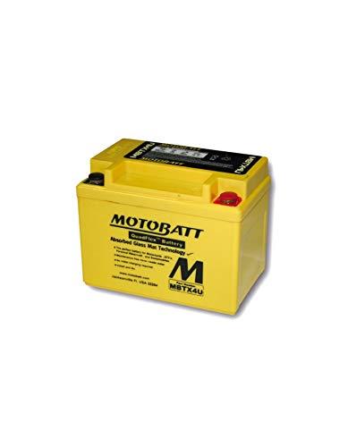 Batteria MOTOBATT MBTX4U (2 poli)