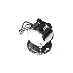 Sintron Mechanischer Handzähler Besucherzähler Klicker Counter