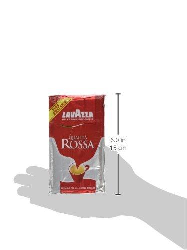 Lavazza Qualita Rossa Ground Coffee, 250g