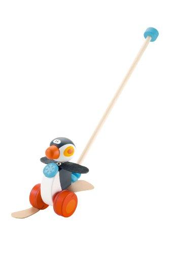 Trudi-82189-Schiebe-oder-Pinguin-Schiebe-und-Nachziehtiere