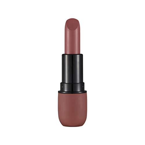 Watopi Roter wasserdichter, nicht-markierender, matten Lippenstift, feuchtigkeitsspendender Samtlipglosslip-Glasurlippenstift