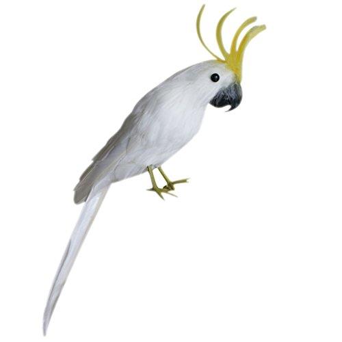 (MagiDeal Garten Landschaft Künstliche Vogel Dekofigur Dekoration Farm Vogel Scarer Garten Ornament - # 5)