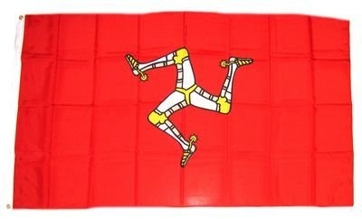 Flagge Fahne Isle of Man 60 x 90 cm FLAGGENMAE®