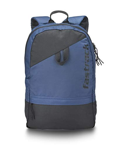 Fastrack 21 Ltrs Grey School Backpack (A0723NGY01) For Rs. 499   50 ... a6fa2a2c86719