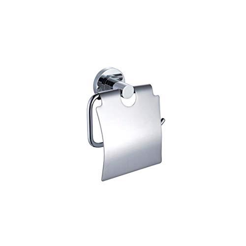 Leojula Basis der Wand in Bad Suite WC-Bürstenhalter Handtuchring, Toilettenpapierhalter (Color : Toilet Paper Holder) - Suite Wc