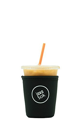iced-java-sok-black-small-perfect-fit-neoprene-cup-sleeve-for-dunkin-donuts-and-starbucks-and-other-
