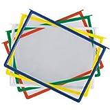 Nobo 3147330074244 recyclebare Pivodex Ersatzsichttafel (In 5 verschiedenen Farben)