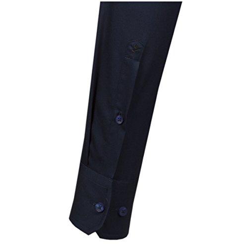 Seidensticker -  Camicia classiche  - Basic - Classico  - Maniche lunghe  - Uomo blau (0019)