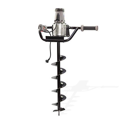 DEMA Elektro Erdbohrer 1200 Watt + 150 mm Bohrer