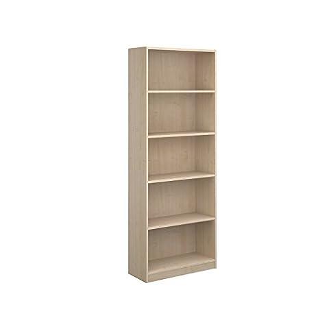 DAMS High Bookcase, Wood, Maple