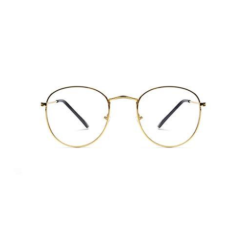 Import Von Mode-accessoires (Noradtjcca Neue Flache Spiegel Retro Brillengestell Metallrahmen Spiegel Mode Brillengestell)