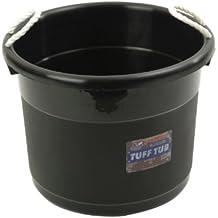 Contico Multi Purpose Tub - Black 69 Litre