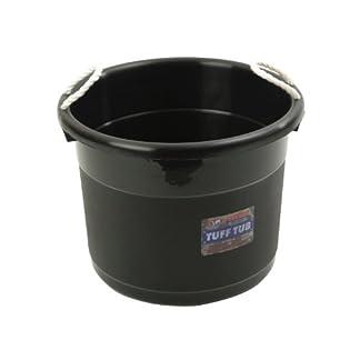 Contico – Cubo (69 L), color negro