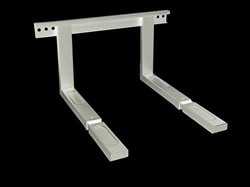 Cabletech MB-2 apta para microondas horno soporte de pared soporte soporte de estante 35 kg