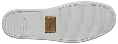 Blackstone - Lm17, Sneaker Uomo Bianco (Bianco (White))