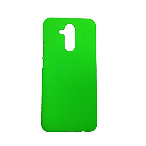 Gift_Source Huawei Mate 20 lite Hülle, [Grün ] Hülle Ultra Dünn Hart Handyhülle Hartschale Schlank PC Rückschale Schutzhülle Case Schale Kunststoff Hardcase für Huawei Mate 20 lite (6.3