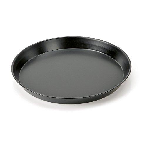 KAISER Back- und Pizzablech Ø 28 cm Delicious gute Antihaftbeschichtung extra hohen Rand optimale Wärmeleitung