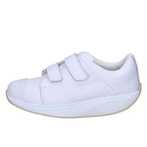 MBT Damen Zende W Arbeitssneaker Weiß (16 700664-16) 41 EU