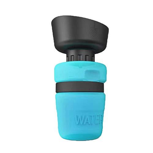 Tianya - ✤✤-Dog Wasserflasche | Outdoor-Trinkbecher Für Haustiere | Tragbare Trinkwasser-Trinkbecher Für Haustiere | Für Spaziergänge Im Freien ()