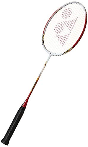 Yonex Carbonex 8000 Plus, 3U-G4 (White/Red)
