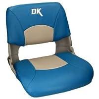 Deka Skipper Basic * * * NUEVO * * * Disponible en 2colores * * * extra acolchado * * * plegable * * * compatible con todos los Springfield silla Piernas. * * *, Blue / Grey