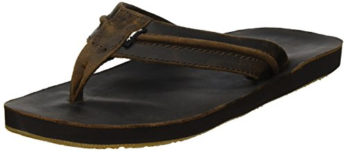 O'Neill Fm Captain Jack, Tongs homme Braun (Brown Allover Print W/ BLACK)
