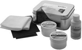 Preisvergleich Produktbild Duravit Pflegeset für Acryl-Badewannen, 790301000000000