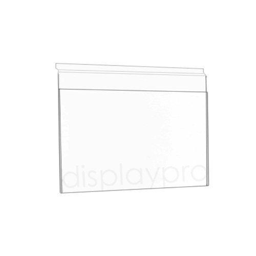 Displaypro–Marcos 5x A4horizontal acrílico Slatwall Póster pantalla–envío gratis.