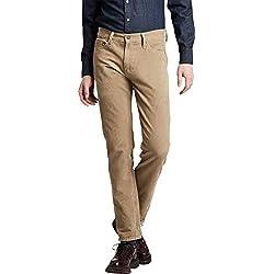 Levi's 511 Slim Fit, Vaqueros para Hombre, Gris (Lead Grey Warp Str Cord Sorbtek Wt B), 34W / 30L