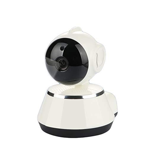 Booding WLAN Kamera IP Überwachungskamera 720P mit Nachtsicht, 2 Wege Audio, Fernalarm, Bewegungserkennung, Mobile App Kontrolle als Baby/Haustier-Monitor EU 720P Kamera Web-monitoring