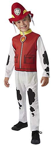 Rubie's- paw patrol costume marshall per bambini, s, it630719-s
