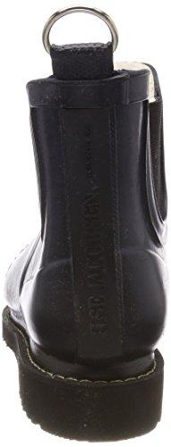 Ilse Jacobsen - Damen Gummistiefel Kurz, Rub47f, Stivali di gomma Donna Blau (Dunkelindigo)