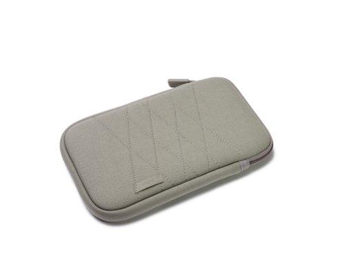 Dicota TabSkin 10 - fundas para tablets (Funda, Gris, Cualquier marca, Samsung Galaxy Tab 10.1v HP Slate 500 ViewSonic ViewPad 10 Archos 101, Mano, 275 x 170 x 15 mm)