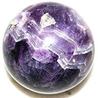 Heilung Kristalle Indien®: Natürliche Amethyst 50–60mm Poliert Kristall Kugel Ball metaphysisch Heilung Mineral... preisvergleich bei billige-tabletten.eu