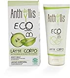 ANTHYLLIS - Latte Corpo Idratante Biologico Delicato - con fitocomplesso da uva rossa e olio di vinaccioli - Nickel, Cobalto, Cromo Tested