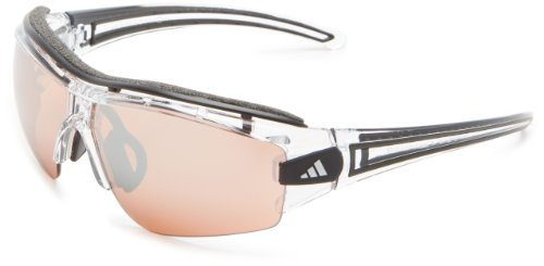 adidas Eyewear Evil Eye Halfrim Pro XS, Farbe Crystal